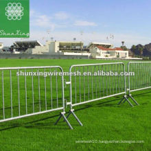 Crowd Control Barrier manufacture