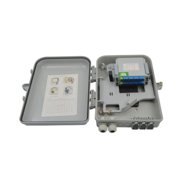 16 Port Fiber Optical Junction Termination Box