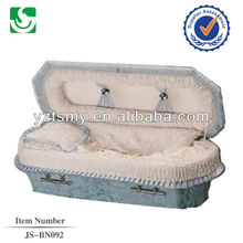 budget cloth cover small caskets for sale