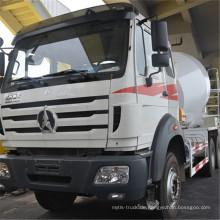 Beiben 6X4 8m3 Kapazität Betonmischer LKW