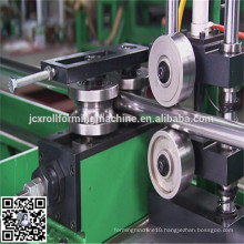 roll forming machine to form carbon steel profiles