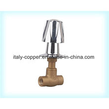 Brass Forged Globe Valve with Plastic Handle