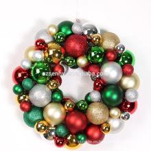 Lowes guirnaldas plásticas del ornamento de la Navidad