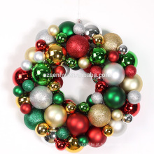 Lowes Plastic Christmas Ornament Wreaths