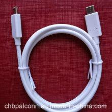 Câble 3A Type C pour Huawei P9 / P9 Plus / Honor V8 / Le2 / Le2 Max / Mi4s / Mi5 / Zuk 2 PRO / Matebook / MacBook