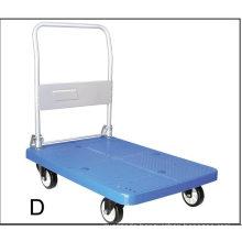 Warehouse Folding Platform Hand Trolley