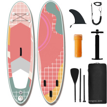 High Quality  EVA Good Price Surfboard Foam Transparent Stand UP Paddle Board Inflatable Water Sport Board Repait Kit