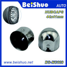 Stainless Steel Lug Nut Cover with Flanges for Truck Lug Nuts