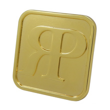 OEM Gold Handbag Metal Tags