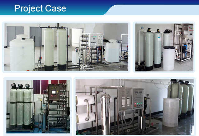 ro purification system projact case