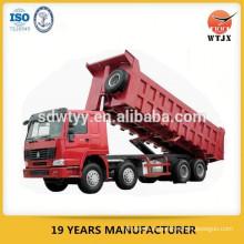 Front-end telescópica cilindro hidráulico para caminhão de dump