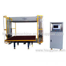 Turnable Table Computerized Contour Cutting Machine