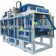 Máquina de fabricação de tijolos QFT12-15