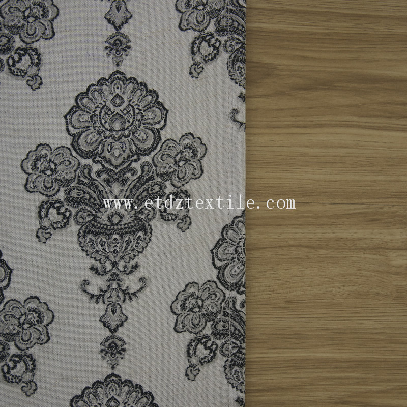 2016 New Design Curtain FR2054