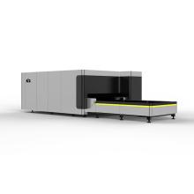 laser cutting machine exchange table/fiber laser cutting machine with tube cutting