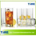 285ml (10oz) Copo alto do suco do chá do vidro de Highball