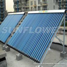 Sistemas de calefacción solar para piscina