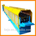 Hot sale square pipe roll forming machine square steel tube making machine