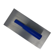 Plastic Trowel Common Polished Carbon Steel Trowel Plastering Trowel With Soft Grip