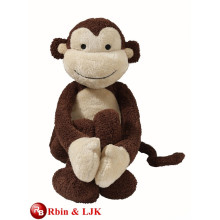 ICTI Audited Factory High Quality Custom Promotion Moving stuffed animal plush toy Monkey