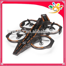 Newest WL Toys Q202 RC Aircraft Carrier 2.4G 4CH 6-Axis with Light rc boat Quadcopter remote control aircraft