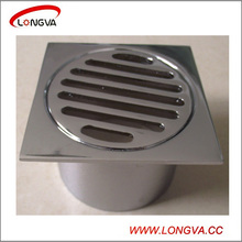 316L Sanitary Stainless Steel Floor Drain