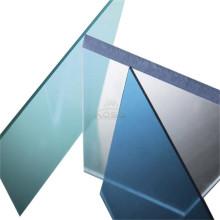 8mm Glas-Kunststoffplatte UV-beschichtetes Polycarbonat-Paneel