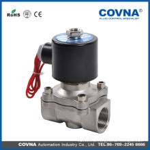 Válvula solenóide de água de alta qualidade, solenóide de válvula, válvula solenóide para água