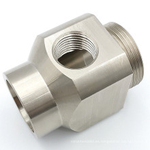 Piezas de mecanizado CNC de acero inoxidable de alta calidad