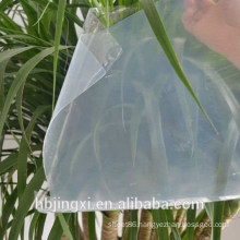 White Transparent Thin Silicone Rubber Sheet