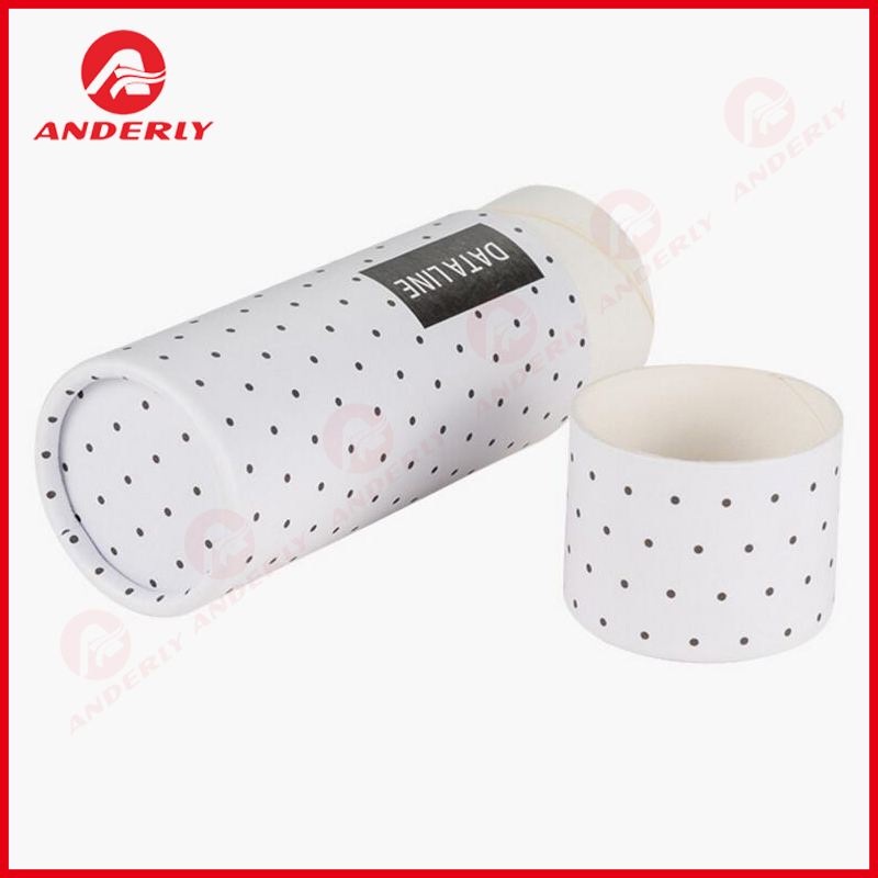 Customized USB Paper Tube Electronic Products Packaging