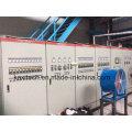 Machine à fabriquer des tissus non tissés