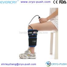EVERCRYO nouveaux produits dispositifs médicaux avec CE Certificat de compression de la glace de veau Wrap avec pack