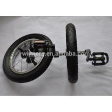 Rueda de bicicleta auto-equilibrada de 12 pulgadas y 20 pulgadas