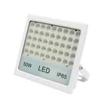 Weiße Farbe Highmast Stadium Projekt 50W LED Flutlicht Bridgelux 3030 im Freien