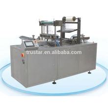 3d máquina de embalagem de filme transparente