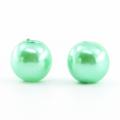 La venta caliente suelta podría personalizar perlas de plástico de ABS alrededor de 3 mm