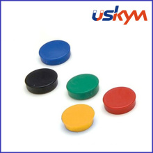 Plastic Rubber Magnet Office Magnet