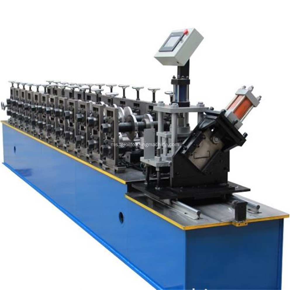 Stud Galvanized Steel Dan Roll Roll Forming Machine