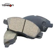 Plaquettes de frein arrière authentiques pour TOYOTA avec une bonne qualité