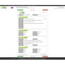 पशु चिकित्सा आयात सीमा शुल्क डेटा