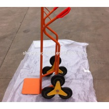 metal Pneumatic wheel hand cart