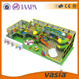 Best sell indoor children playground with slide for amusement park