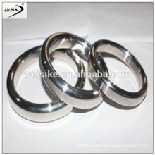 rtj gasket made by material of stainless steel 304/316/316l