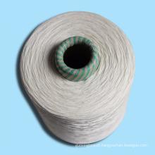 fios baratos de lã algodão tapete fio exportador
