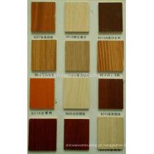 madeira compensada colorida da malamina para a casa