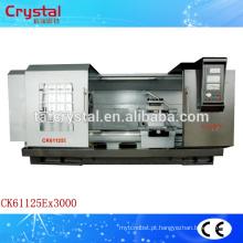máquina de perfuração magnética resistente CK61125E do cnc
