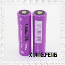 Nippel Xiangfeng Imr18650 Wiederaufladbare Li Ionen Batterie 18650 3.7V 3200mAh, 18650 Knopf Batterie