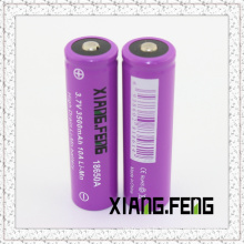Nipple Xiangfeng Imr18650 Batterie lithium rechargeable 18650 3.7V 3200mAh, Batterie bouton 18650