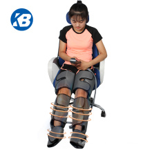 Factory selling Blood Flow Circulation Air Pressure wraps Compression Legs foot Massager
